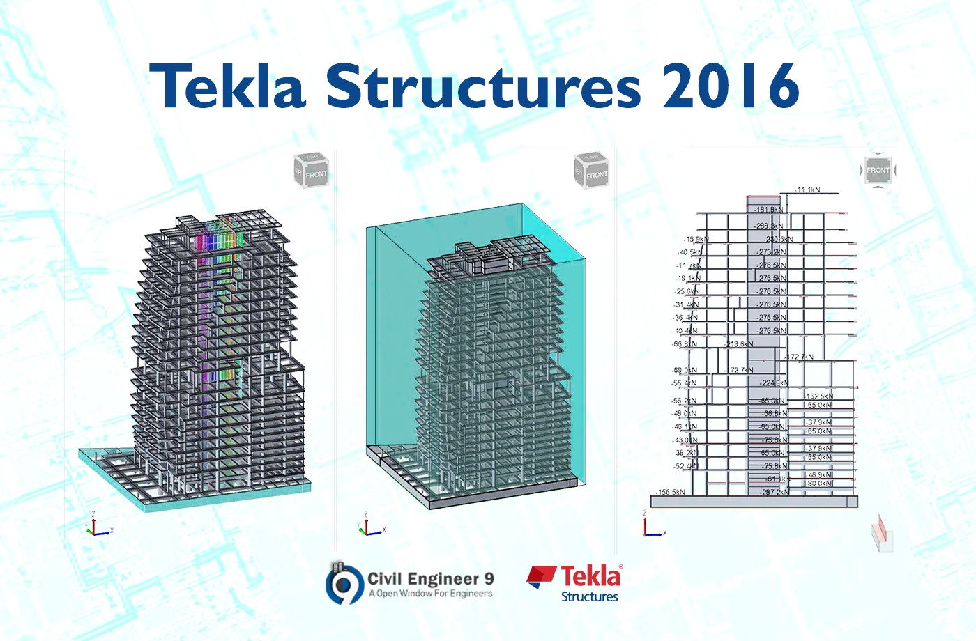 Tekla Structures 2016 | Free Download Full Version For PC