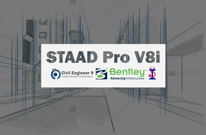 staad pro v8i software