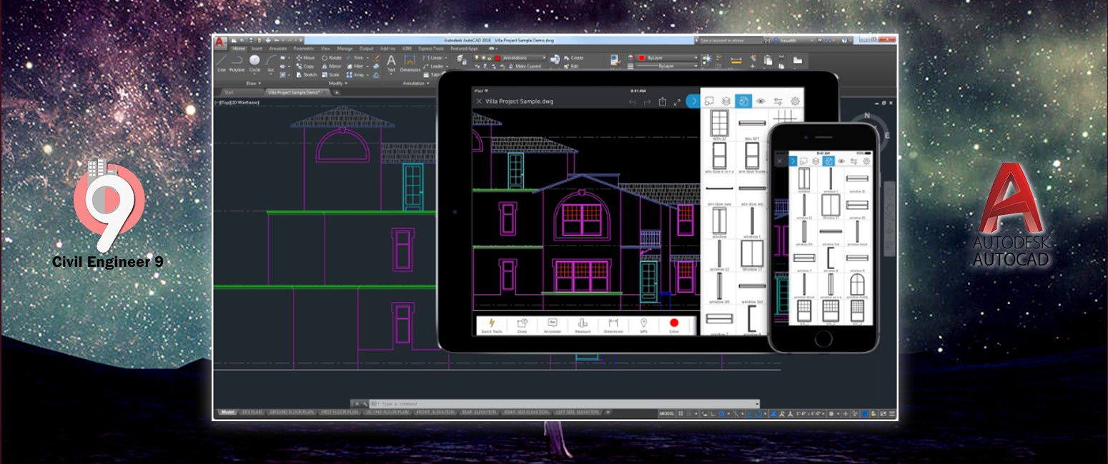 Autodesk AutoCAD Feature
