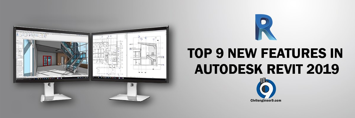 Revit 2019 New Features