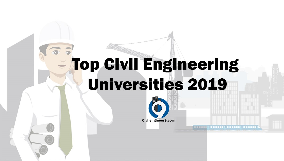 Best Civil Engineering Universities