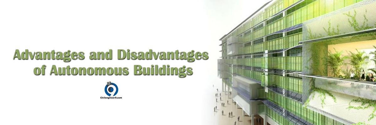 autonomous building design
