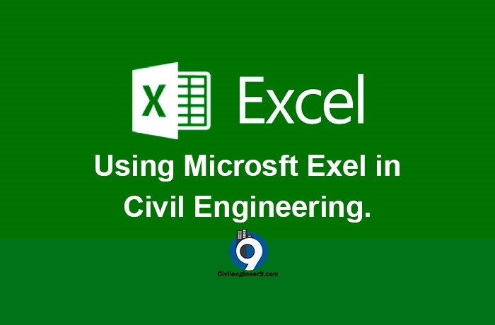 civil engineering spreadsheet