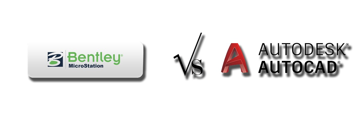 AutoCAD vs Bentley MicroStation