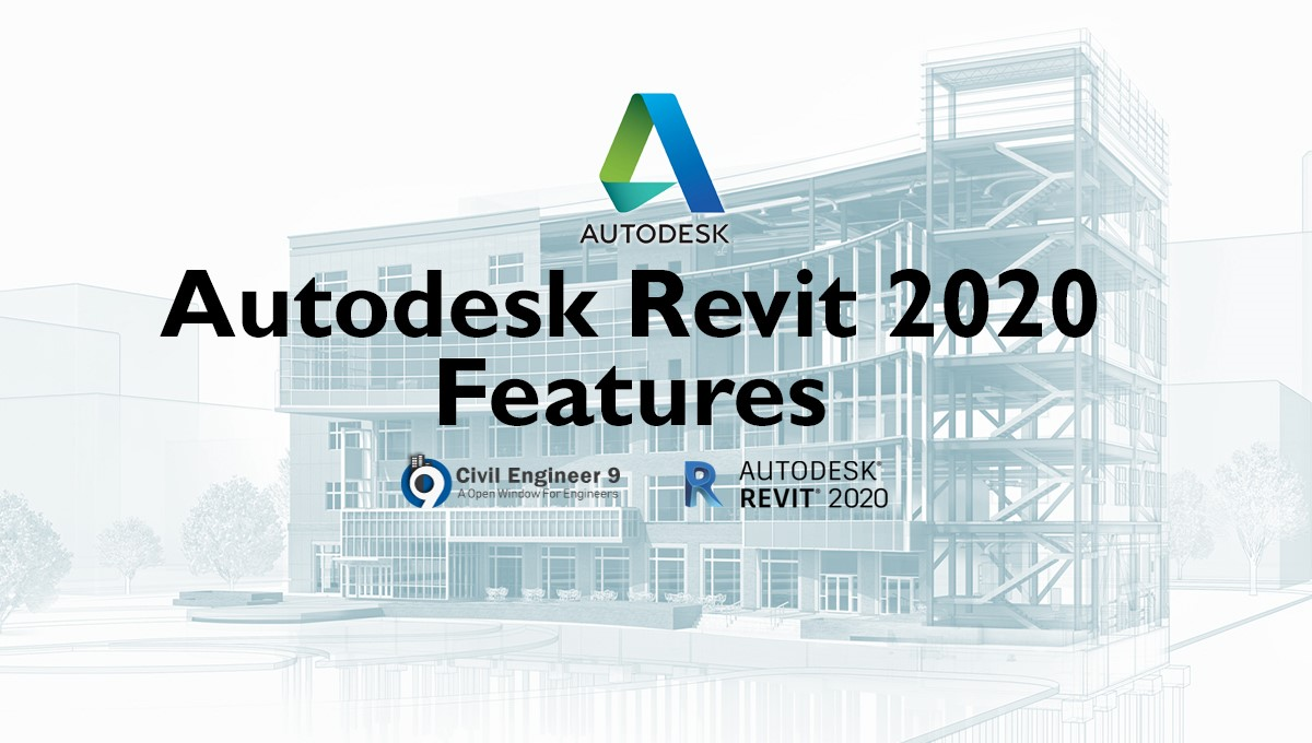 Revit 2020 Features