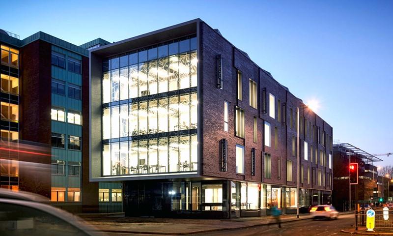 Manchester School of Architecture - United Kingdom