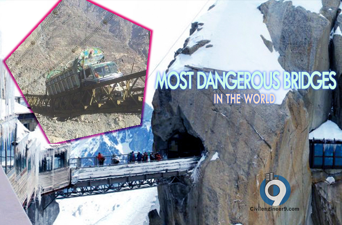 Most Dangerous Bridges in The World