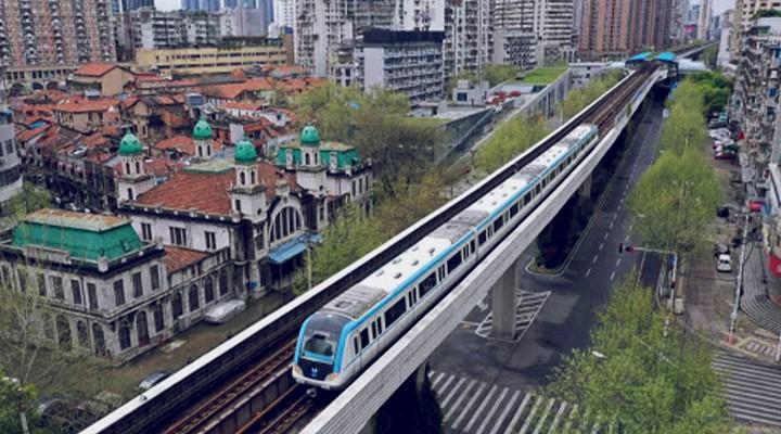 Wuhan Metro Bridge
