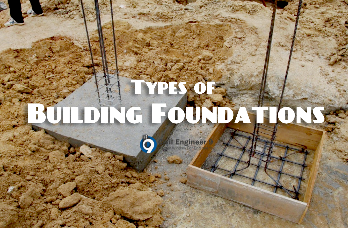 Types of Building Foundations