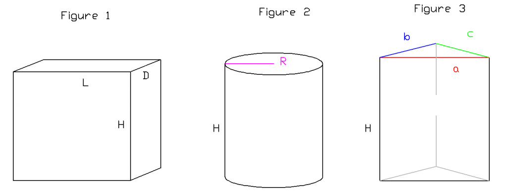 Calculate Concrete VolumeCalculate Concrete Volume